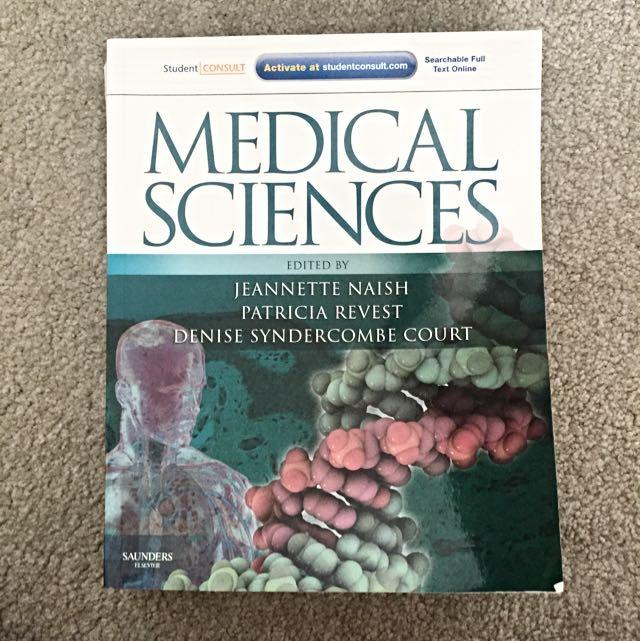 medical sciences naish revest