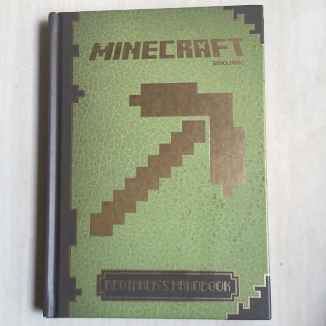 Mine Craft Beginners Handbook