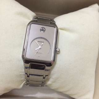 mono 鏡面錶(施華洛世奇)