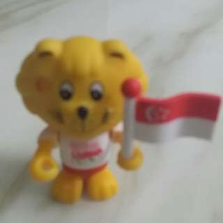 Opened - Ndp Flag Singa For TRADE
