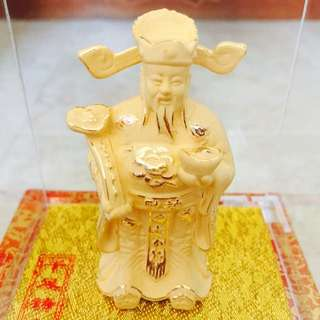 Gold God of Fortune (财神爷)