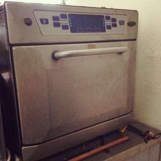 專業用快速烤箱🍪