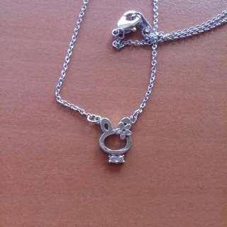 🐰兔子項鍊 銀色✨