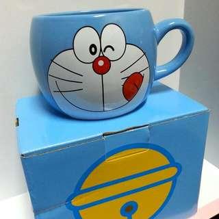 哆啦A夢馬克杯- 藍色