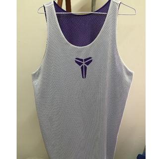 KOBE 紫/白 練習球衣