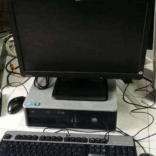 HP Desktop DC 7900