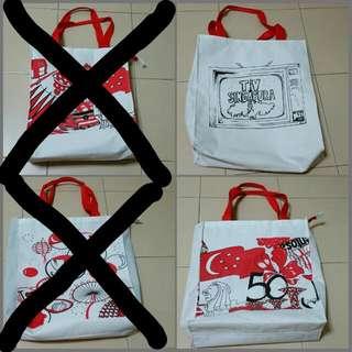 SG50 Bag.