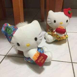 Hello Kitty 泳裝玩偶 娃娃
