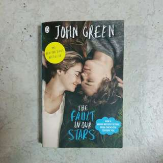 The Fault In The Stars by John Green