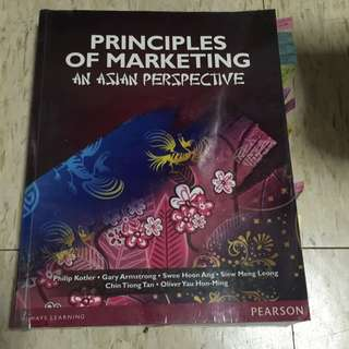 Principles Of Marketing: An Asian Perspective