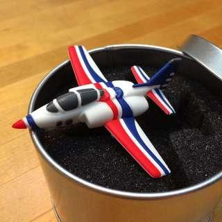 全新漢翔航空飛機模型8G隨身碟