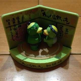 河童/相撲/公仔組/絕版盒玩