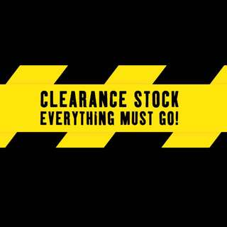 MEGA CLEARANCE!!! OFFER YOUR PRICE 💰💰💰