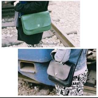 降‼️(全新)clover幾何系列綠色包款