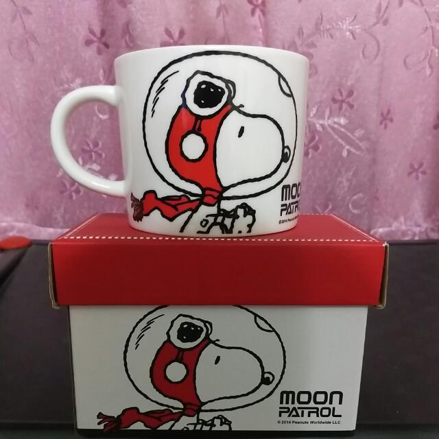 史努比太空人湯杯(含運)