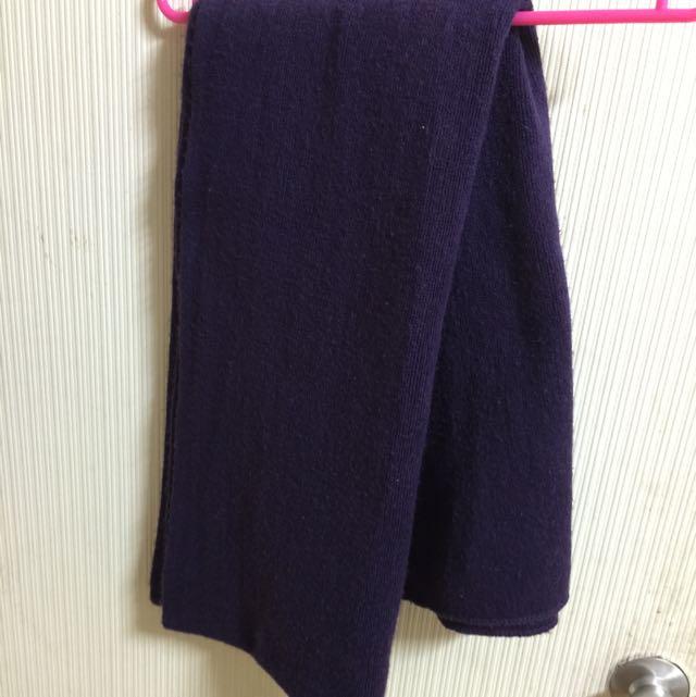 🎀二手長版寬圍巾🎀