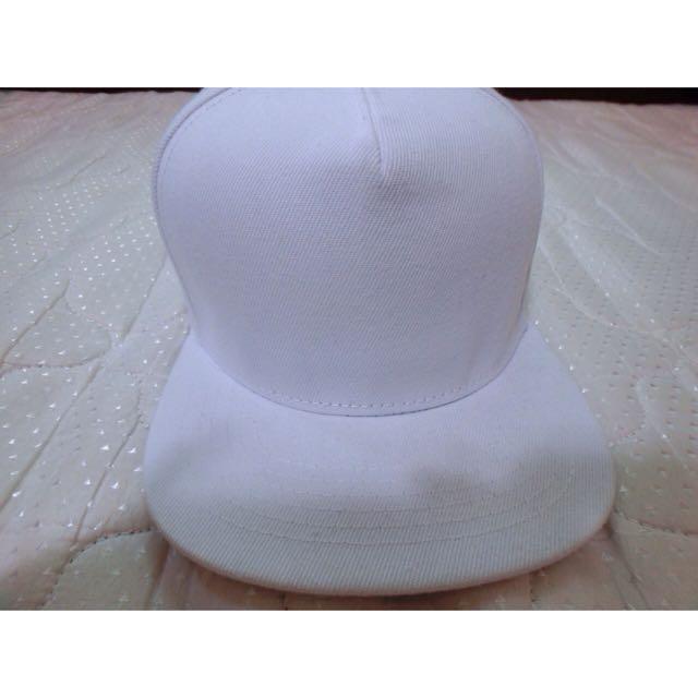◽️素面全白棒球帽◽️