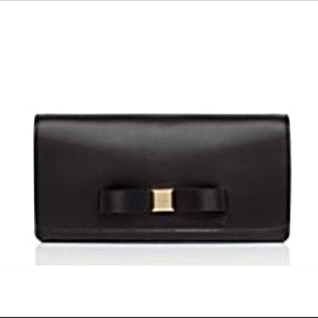 BN Authentic Kate Spade Clutch (Montford Park Smooth Keira)