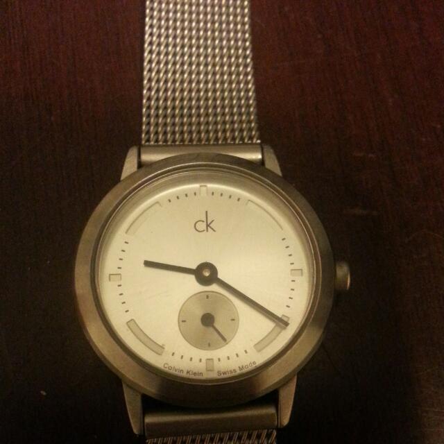 ck手錶 原價6700  但是算經典款每年都有出類似