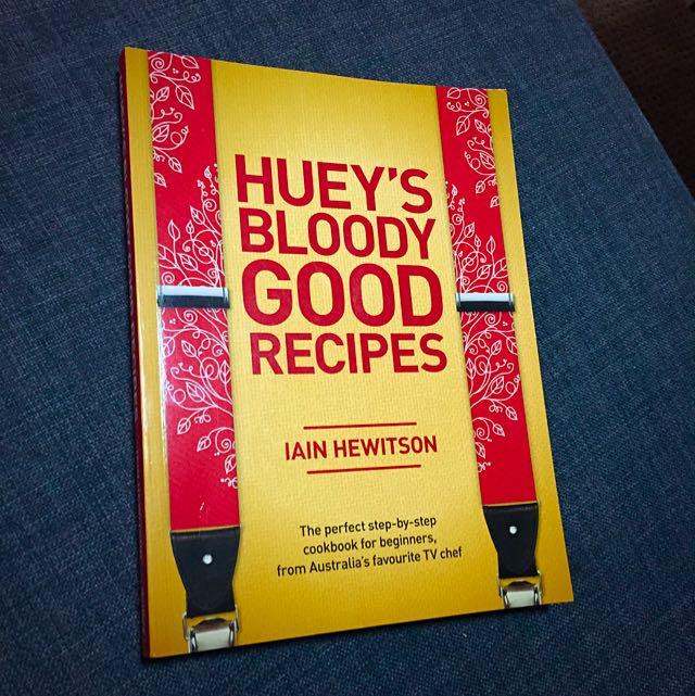 Huey's Bloody Good Recipes