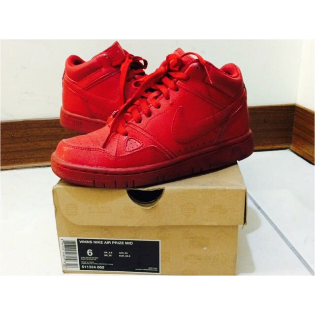 NIKE AIR PRIZE MID 👟👟👟