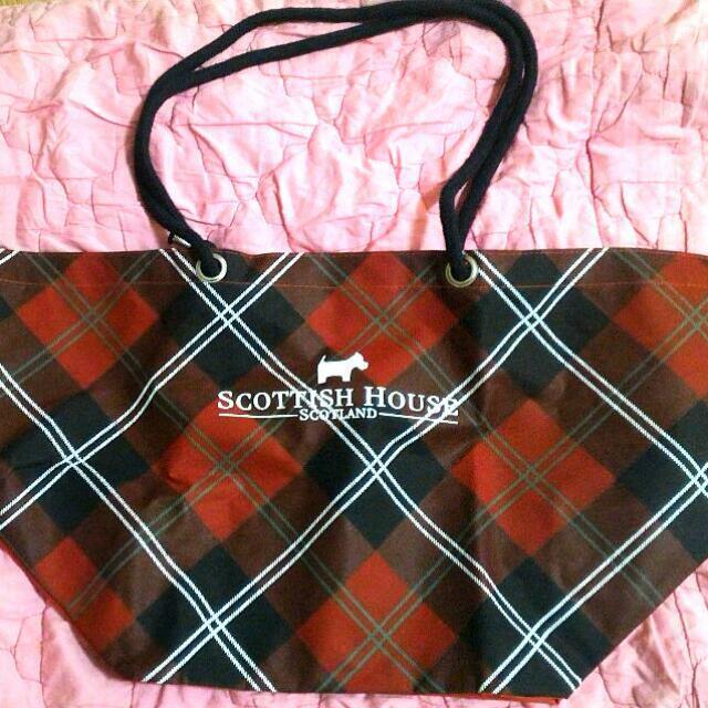 全新Scottish House側背包