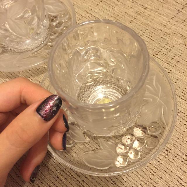 《免運》日本玻璃工藝SOGO咖啡杯