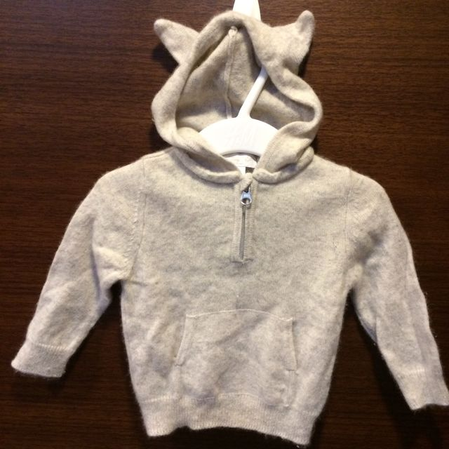 Zara Home Cashmere羊毛針織毛衣