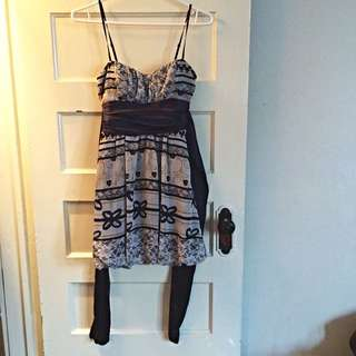 Lightly Used Mystic Party Dress