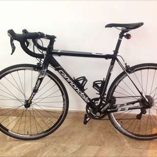 Cannondale CAAD8 (used) With Freebies