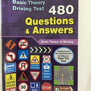 Basic Theory Driving Test
