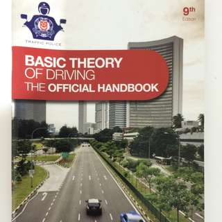 Basic Theory of Driving The Official Handbook