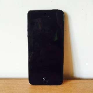 (保留中)二手Iphone5 16G