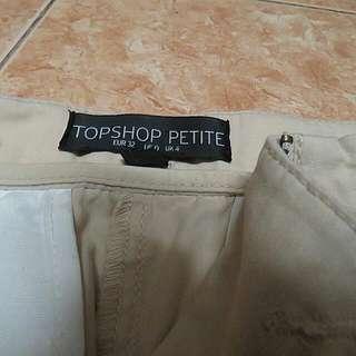 TOPSHOP MIDI PANTS -NO POSTAGE FEE -