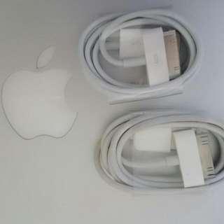 全新apple線 原廠線一條(免運)