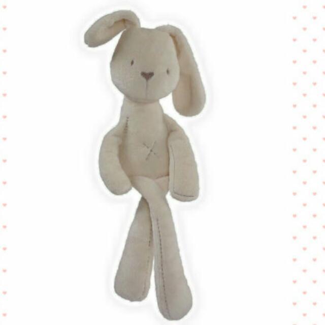 特價:199,兔寶寶玩偶,來自英國mamas & papas玩偶