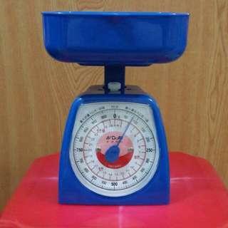 料理磅秤 1kg