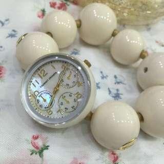 Tsumori Chisato 甜甜圈手錶