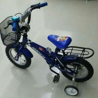 12-inch Children Bicycle (Preloved)