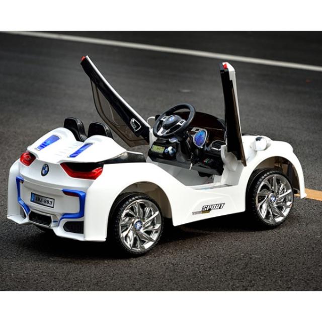 2 seat Children Electric Car I8 BMW wf remote(ride on car), Babies