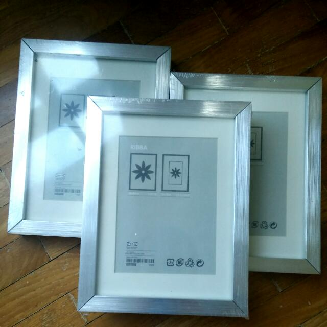 Ikea Silver Picture Frames Choice Image - origami instructions easy ...