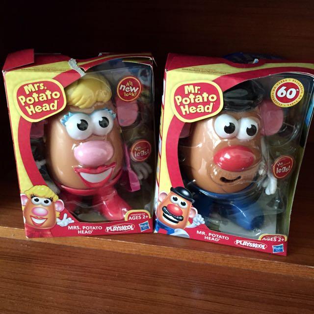 玩具總動員:蛋頭先生+蛋頭太太