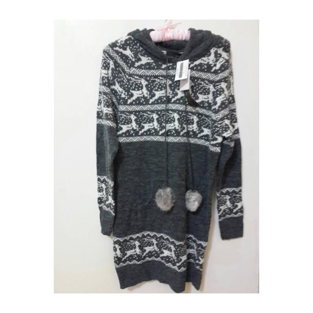 日本連身毛衣裙