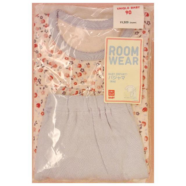 (含運) [全新] 日本 Uniqlo 兒童 長袖長褲 家居服 日本購入