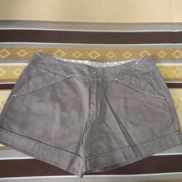 韓版 西裝短褲  M號