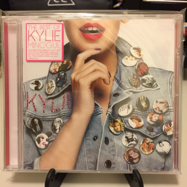 Kylie Minogue The Best 精選專輯
