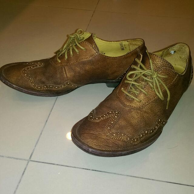 Macanna 麥肯納 牛津鞋 皮鞋