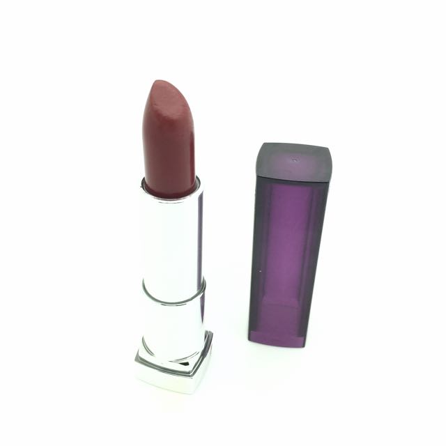 MAYBELLINE Color Sensational Lipstick shade 435 PLUM PERFECT
