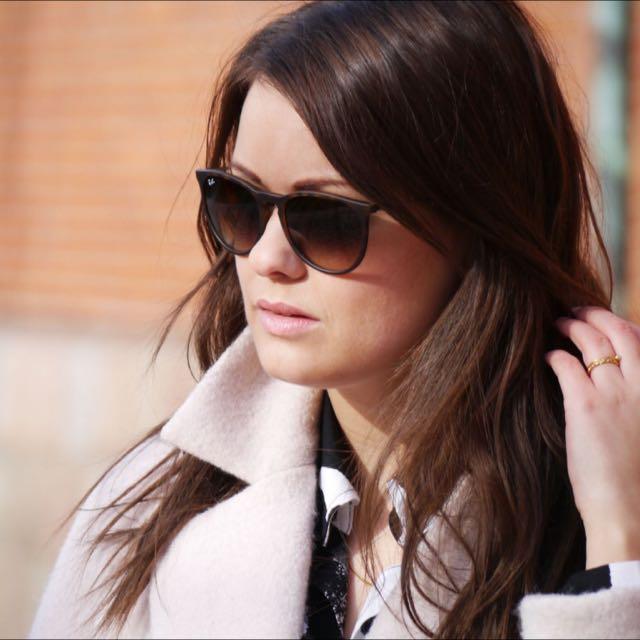42bac568a3 ... get ray ban sunglasses erika tortoise womens fashion on carousell 9903b  a1fa7