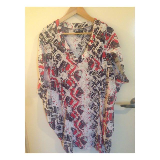 Volcom Summer Print Dress